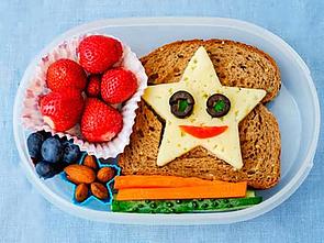 mad til børn