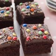 Klassenstime chokoladekage