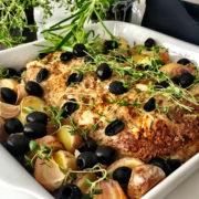 Opskrift på verdens bedste græsk farsbrød
