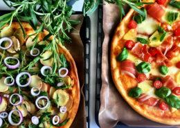 Opskrift på den bedste og nemmeste pizza