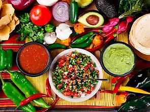 latinamerikansk mad