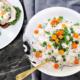 Italiens salat. Super lækker og nem opskrift.