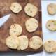 Pistacie og hasselnød småkager