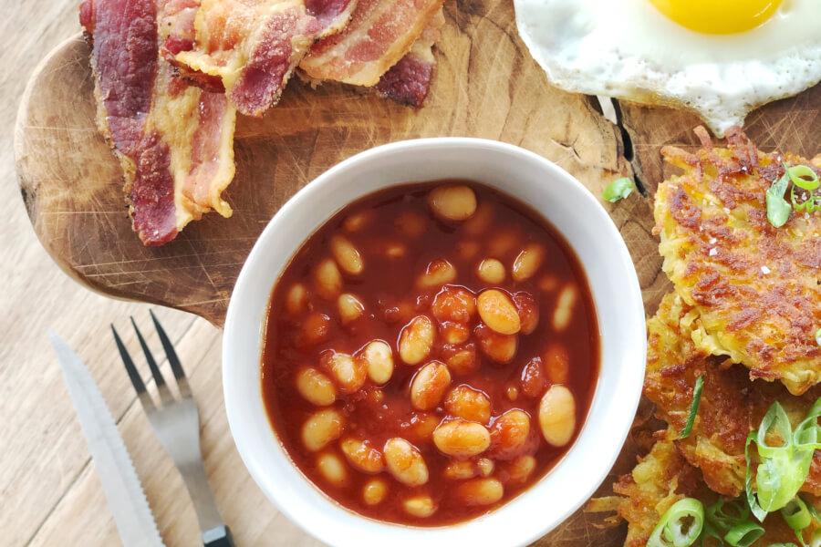 Baked beans, hjemmelavede klassiske og nemme